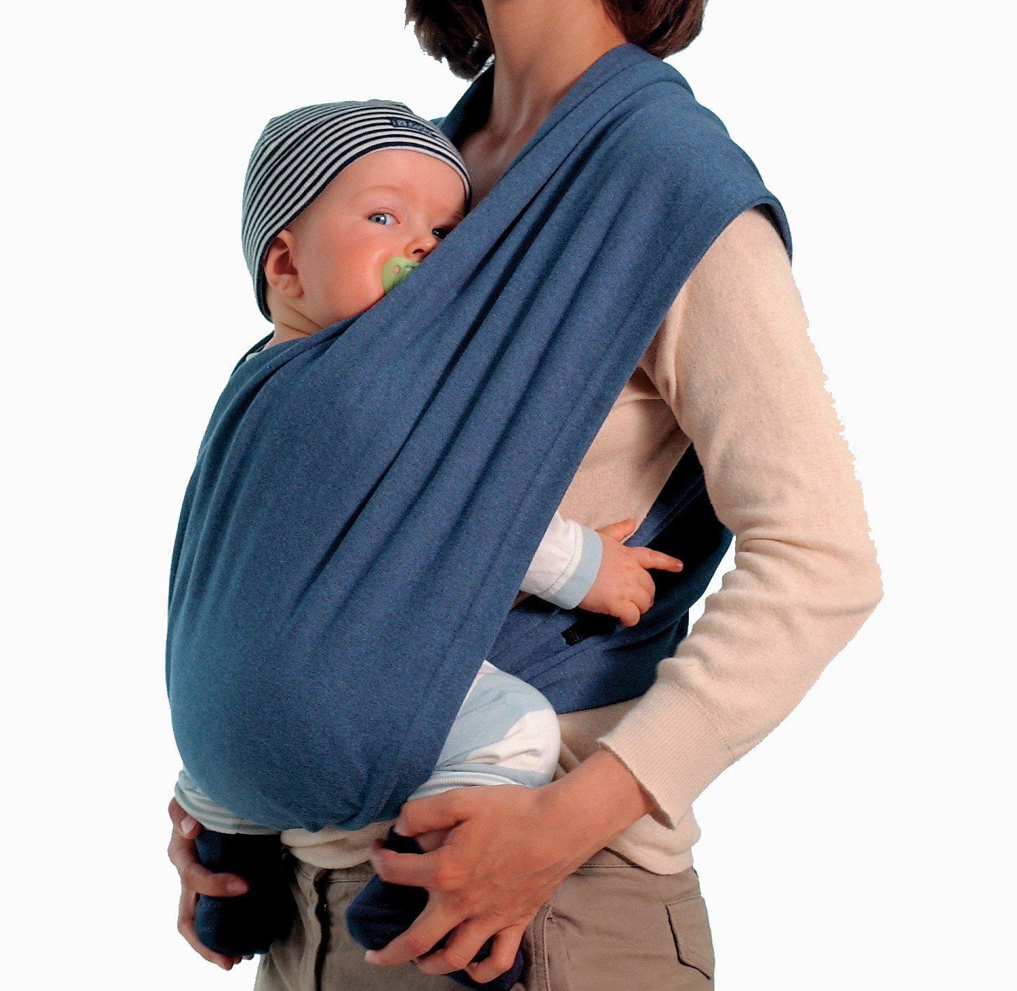 echarpe de portage sans noeud carry baby amazonas. Black Bedroom Furniture Sets. Home Design Ideas