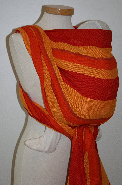 Echarpes de portage storchenwiege en coton biologique